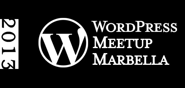 WordPress Meetup Marbella 2013