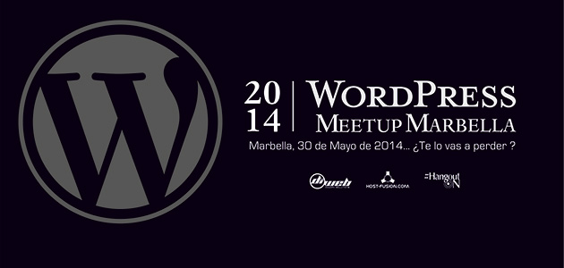 WordPress Meetup Marbella 2014