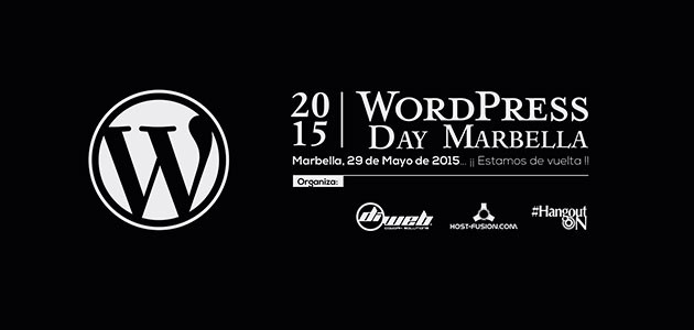 WordPress Day Marbella Organizado por Diweb
